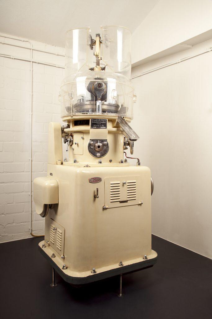 machine arropack